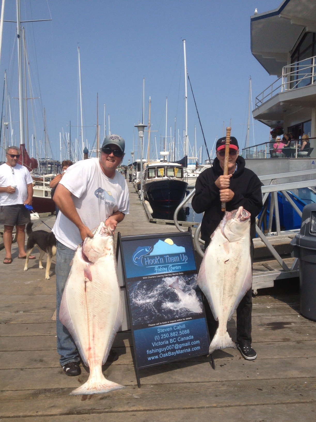 Hook n Them up Fishing Charters | Port Mcneill and Port Hardy