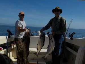Bruce and Kevin from OR