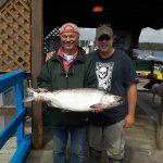 Port McNeill Salmon Fishing