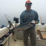 Coho Fishing