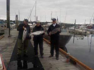 Fishing Port McNeill