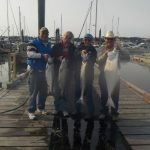 Vancouver Island Salmon and Halibut fishing