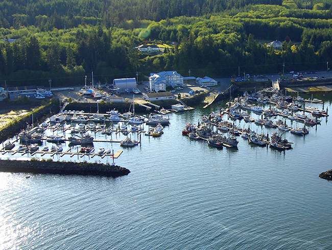 Port McNeill Marina