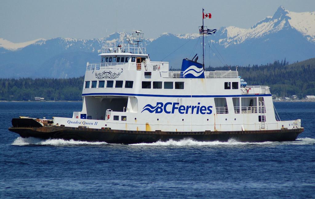 port mcneil ferry